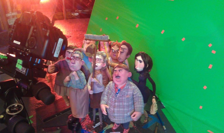 Laika background puppets onset
